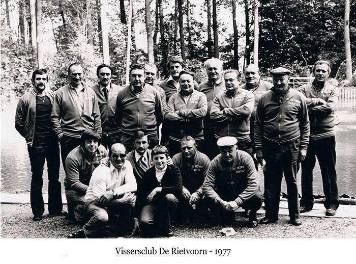 Vissersclub De Rietvoorn 1979 - ©Herzele In Beeld