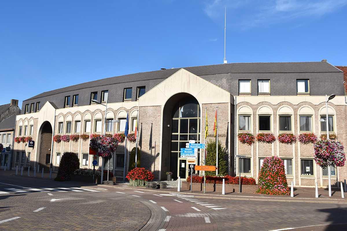 Gemeentehuis Herzele
