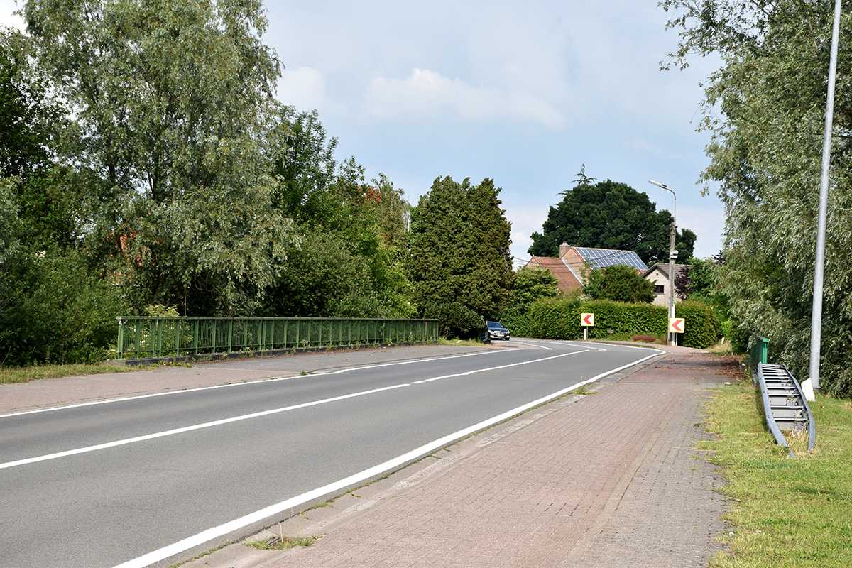 De brug in de Schipstraat