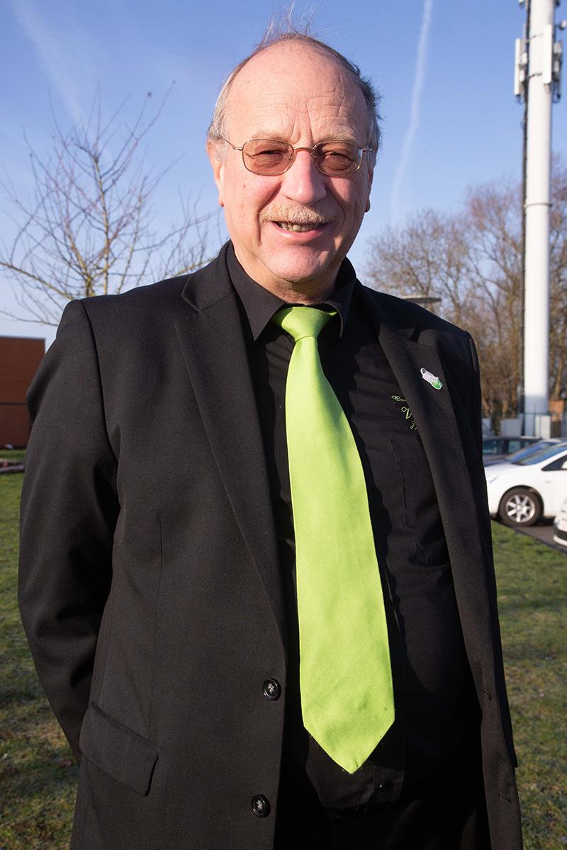 Gerard De Cooman.