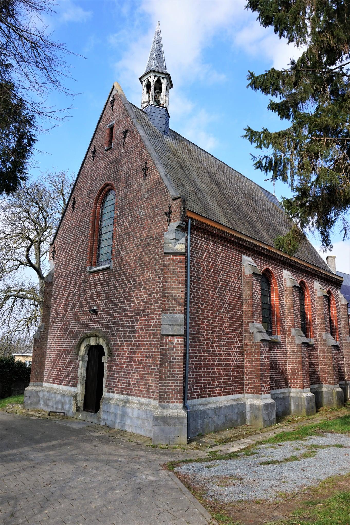 Livinuskapel in Sint-Lievens-Esse
