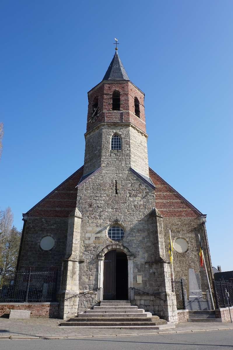 Sint-Mauritiuskerk Ressegem